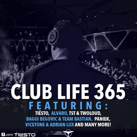 Tiesto 2014-03-29 Club Life 365
