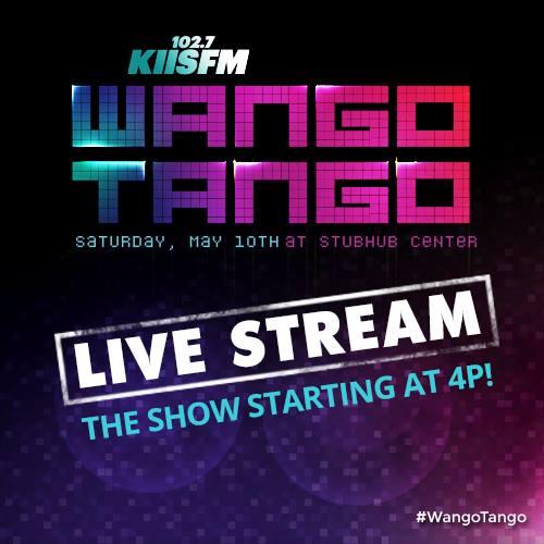 Tiesto 2014-05-10 102.7 KIIS FM's WangoTango