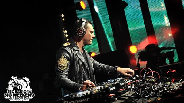 Tiesto 2014-05-23 BBC Radio1 Big Weekend (Glasgow, UK) (5)