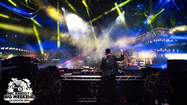 Tiesto 2014-05-23 BBC Radio1 Big Weekend (Glasgow, UK) (9)