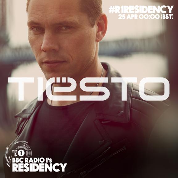 Tiesto 2014-06-27 BBC Radio1 Residency (Episode 003)