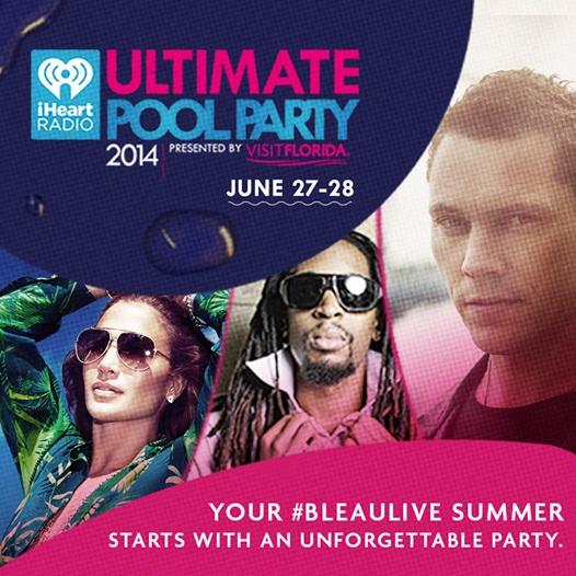 Tiesto 2014-06-28 iHeartRadio Ultimate Pool Party (Florida, US)