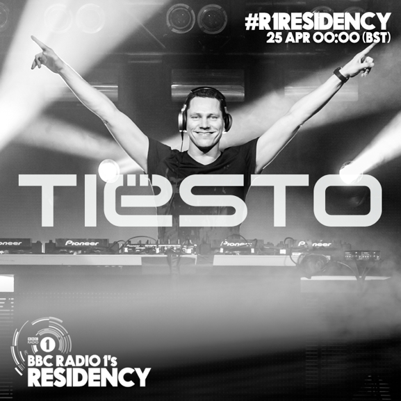 Tiesto 2014-07-25 BBC Radio1 Residency (Episode 004)