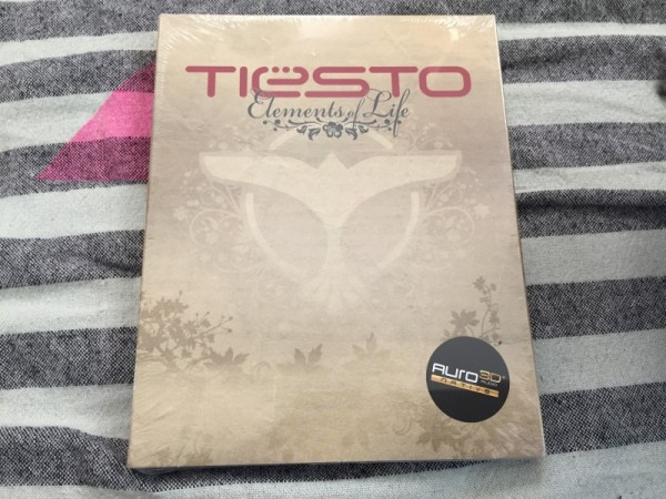 Tiesto - Elements Of Life (Blu-Ray Audio) (2014) (1)