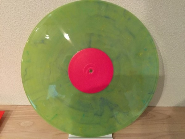 Charli XCX - Break The Rules  Boom Clap Remixes (Vinyl) 2015 (3)
