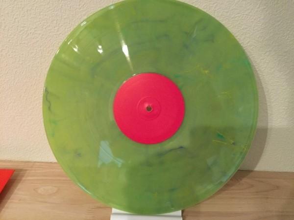 Charli XCX - Break The Rules  Boom Clap Remixes (Vinyl) 2015 (4)