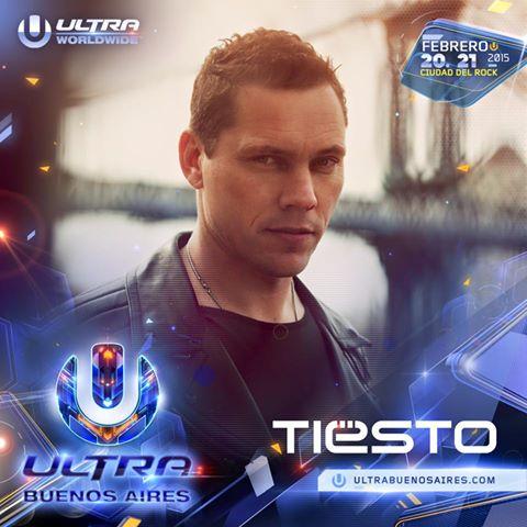 Tiesto 2015-02-20 Ultra Buenos Aires (Buenos Aires, AR)