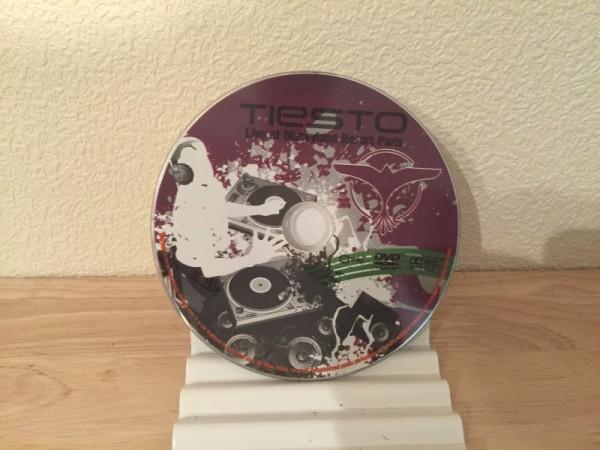 Tiesto - Live At Disneyland Resort Paris (Unofficial) (DVD) 2009 (3)