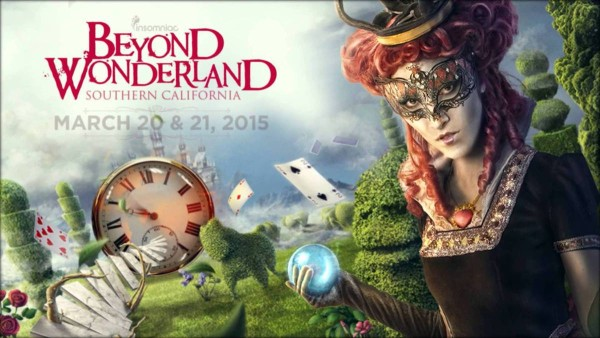 Tiesto 2015-03-20 Beyond Wonderland (California, US) Banner