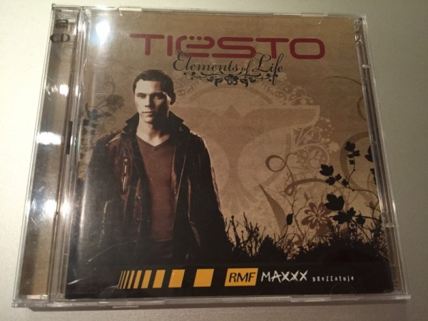 Tiesto - Elements Of Life (CD+DVD) (Magic Records) 2007 (3)