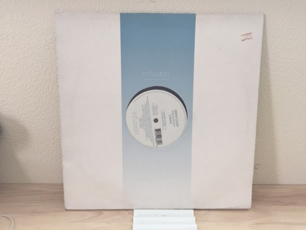 Green Court Featuring DeVision - Shining (Incl. Tiesto Remix) (Infusion) (Vinyl) 2000 (1)
