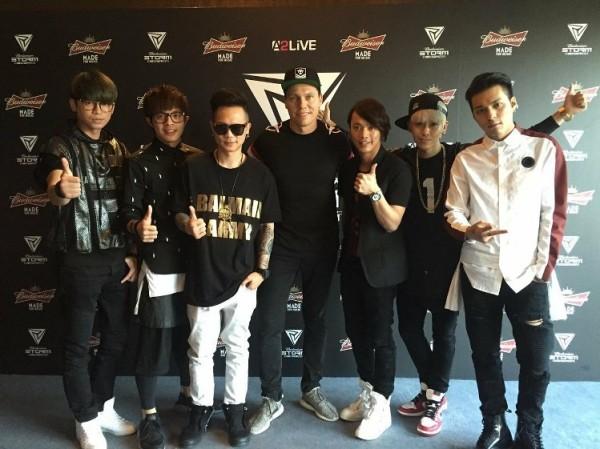 Tiesto 2015-10-03 Storm Music Festival (Shanghai, CN) (3)