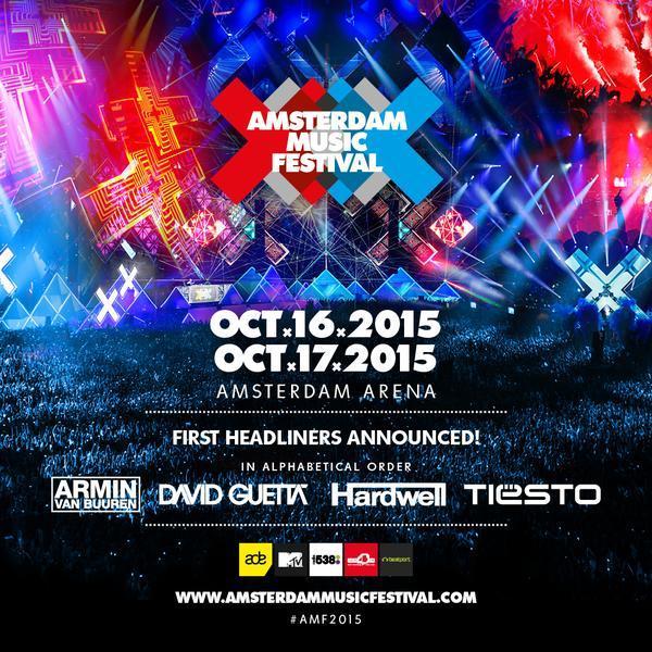 Tiesto 2015-10-17 Amsterdam ArenA (Amsterdam, NL)