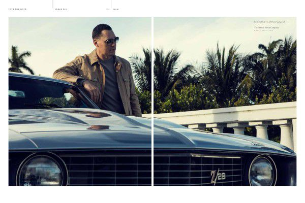 Toys For Boys - Tiesto (Magazine) 2016 (2)