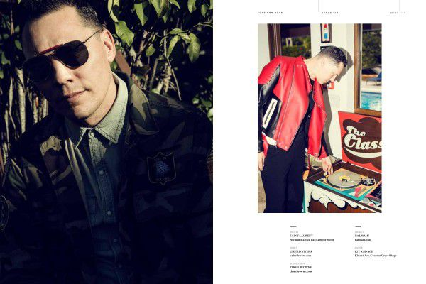 Toys For Boys - Tiesto (Magazine) 2016 (5)