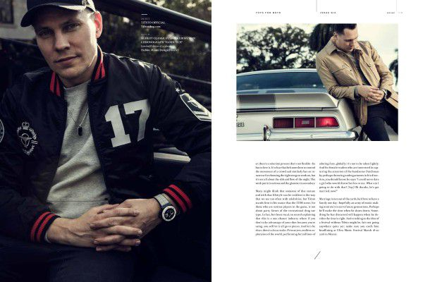 Toys For Boys - Tiesto (Magazine) 2016 (6)