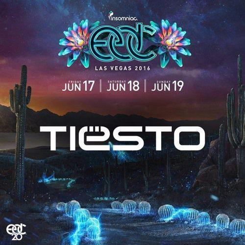 Tiesto 2016-06-19 EDC (Las Vegas, US)