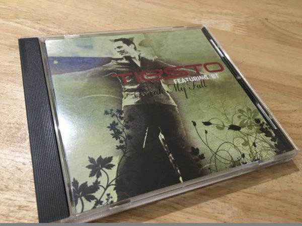 Tiesto Feat. BT - Break My Fall (Promo CDM) (Ultra Records) 2007 (1)