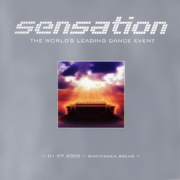 Tiesto 2000-07-01 Sensation (Amsterdam, NL)