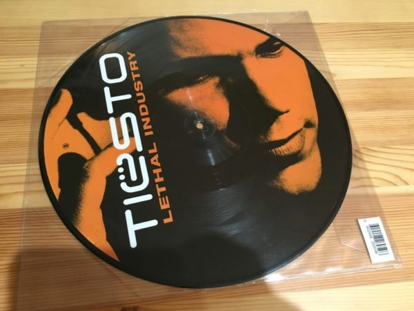 Tiesto - Lethal Industry (Independance Records) (Vinyl) 2005 (1)