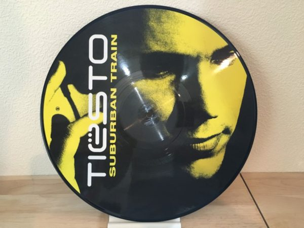 Tiesto - Suburban Train (Independance Records) (Picture Vinyl) 2005 (1)