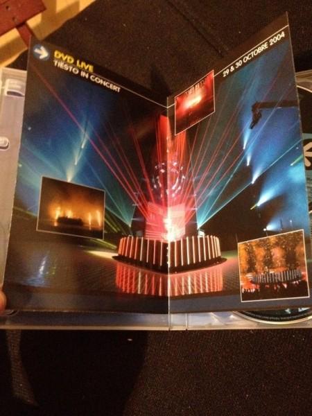 Tiesto - Live & Studio (Independance Records) (DVD) 2004 (5)