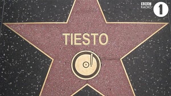 Tiesto enters the Hall of Fame (BBC Radio 1) (2014)