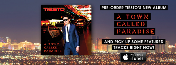 Tiesto A Town Called Paradise (Shop the Tiesto Official Store) (iTunes)