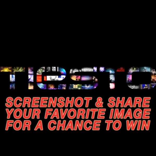 Screenshot & Share Your Favorite Image For A Chance To Win
