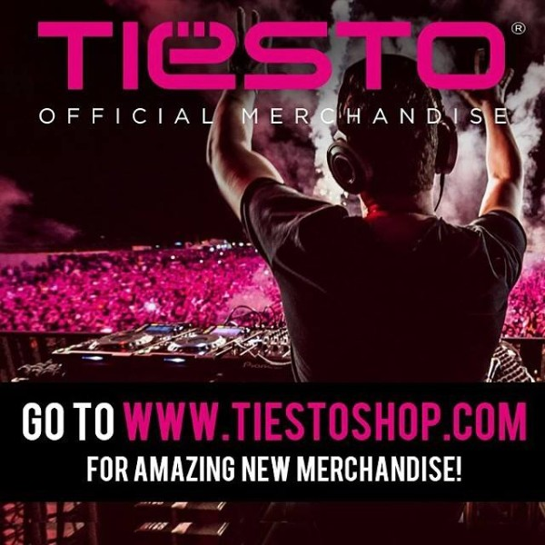Tiesto 2014-06-06 New Merchandise Shop (www.tiestoshop.com) (2014)
