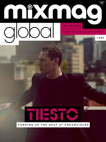 Tiesto 2014-06-20 Mixmag Global 023 TOP