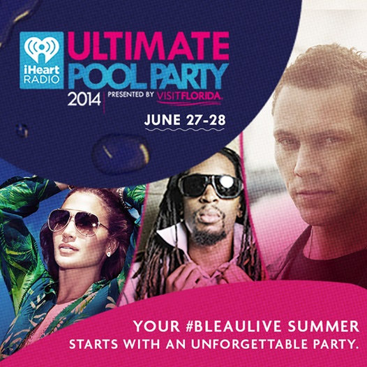Tiesto 2014-06-28 iHeartRadio Ultimate Pool Party (Florida, US)