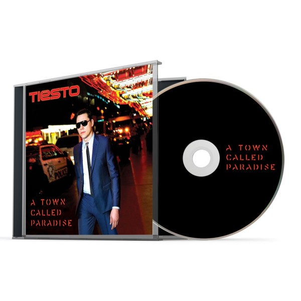 Tiesto - A Town Called Paradise (Pre-Order) (2014)