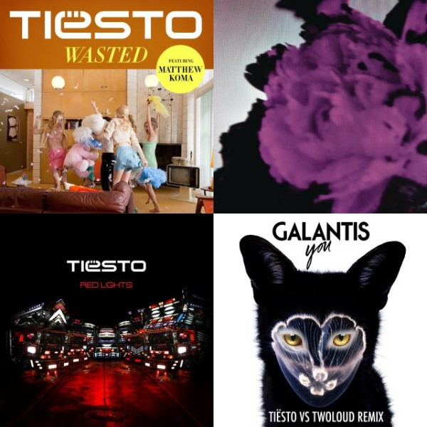 Tiesto's Summer Playlist (Incl. Wasted feat. Matthew Koma) (2014)