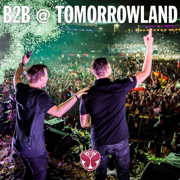 Tiesto 2014-07-26 Tomorrowland (Boom, BE)