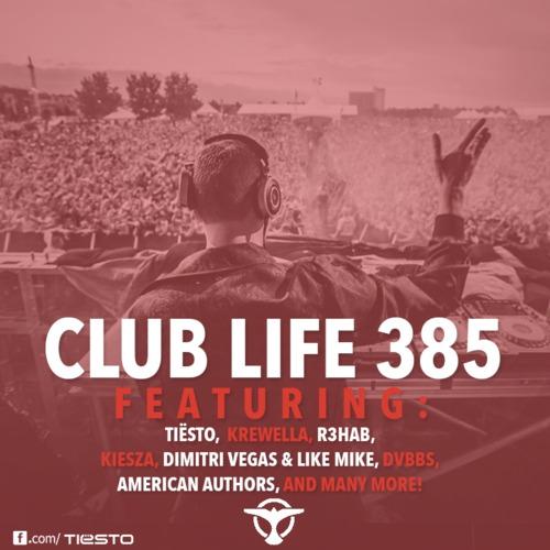 Tiesto 2014-08-17 Club Life 385