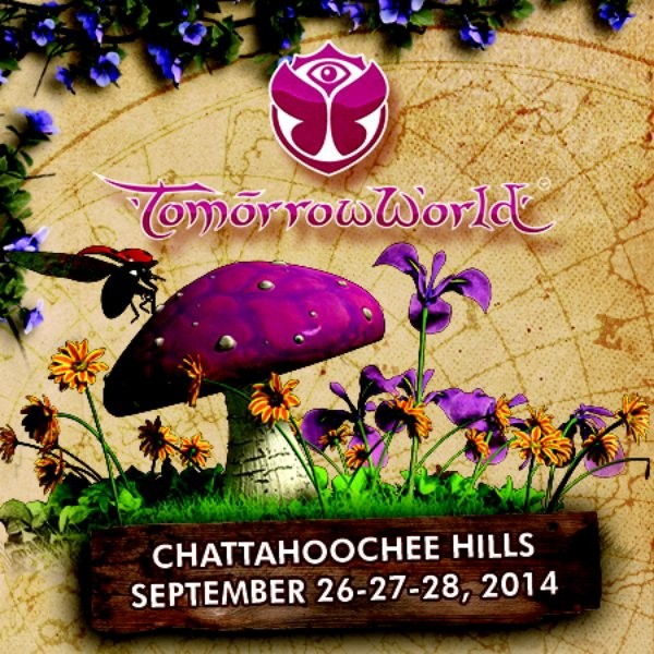 Tiesto 2014-09-26 TomorrowWorld (Atlanta, US)