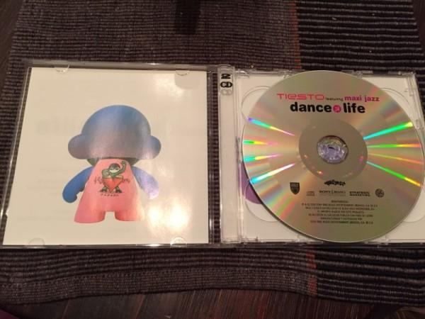 Tiesto - Dance 4 Life (CD+DVD) (Sony BMG Music Entertainment) [2006] (2)