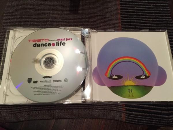 Tiesto - Dance 4 Life (CD+DVD) (Sony BMG Music Entertainment) [2006] (3)