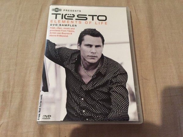Tiesto - Elements Of Life DVD Sampler (1)