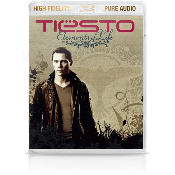 Tiesto -  Elements Of Life in Auro 3D (Blu-ray) (2014)