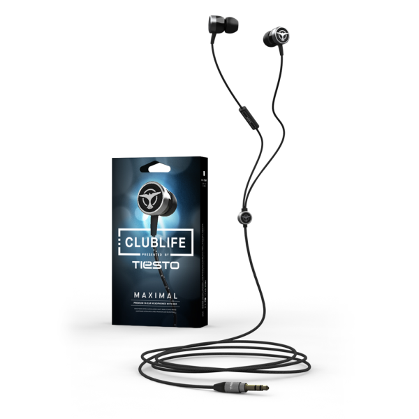 ClubLife by Tiesto In-Ear Headhones Maximal