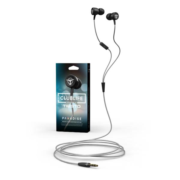 ClubLife by Tiesto In-Ear Headphones Paradise