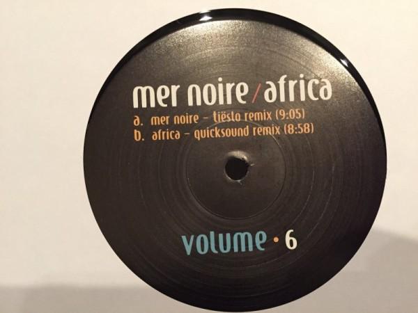 Cirque Du Soleil - Volume 6 Mer Noire  Africa (Tiesto And Quicksound Remixes) (Vinyl) (3)