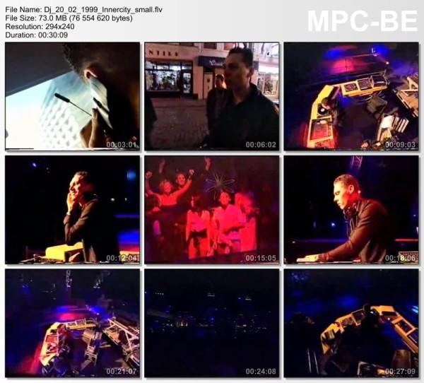 Tiesto 1999-02-20 Innercity (Amsterdam-Rai, NL) Video