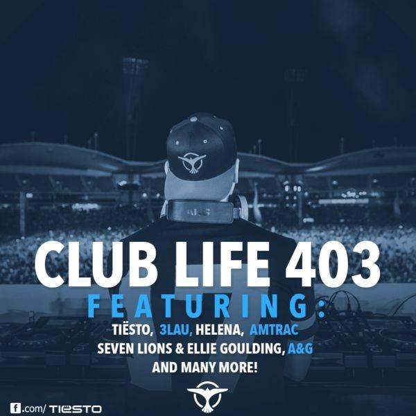 Tiesto 2014-12-20 Club Life 403
