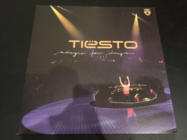 Tiesto - Adagio For Strings (Magik Muzik) (Vinyl) (1)