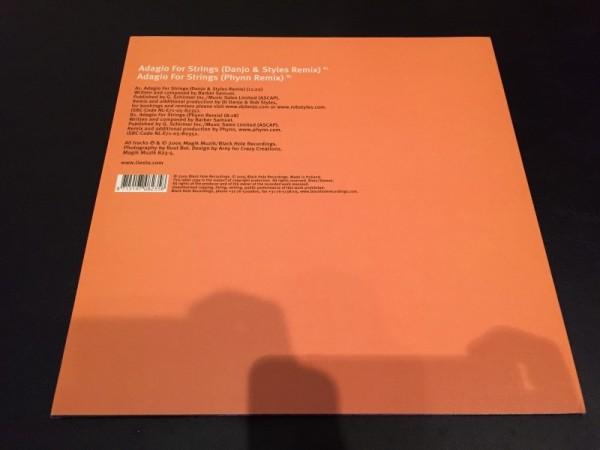Tiesto - Adagio For Strings (Magik Muzik) (Vinyl) (2)