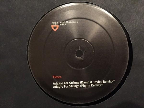 Tiesto - Adagio For Strings (Magik Muzik) (Vinyl) (4)