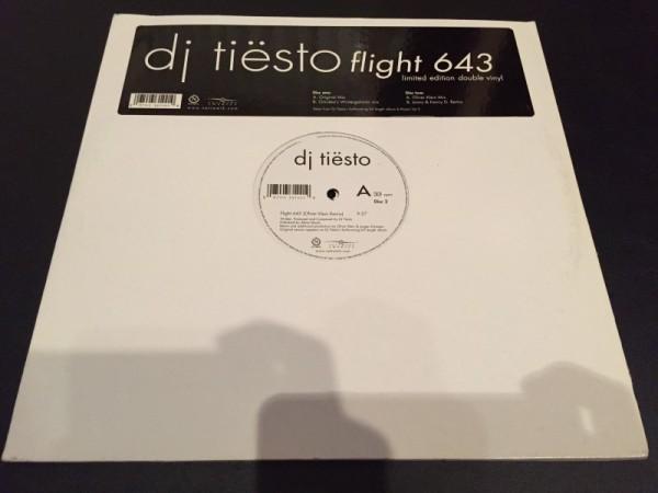 Tiesto - Flight 643 (Nettwerk America) (Vinyl) (1)